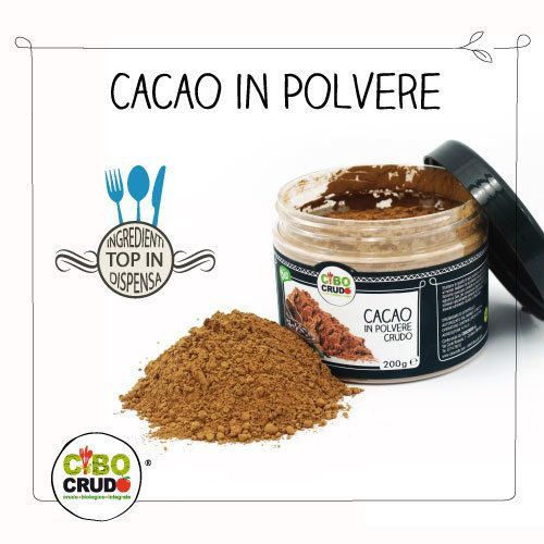 cacao in polvere