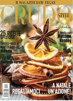 CrudoStyle Il Magazine Raw-Vegan COPIA CARTACEA