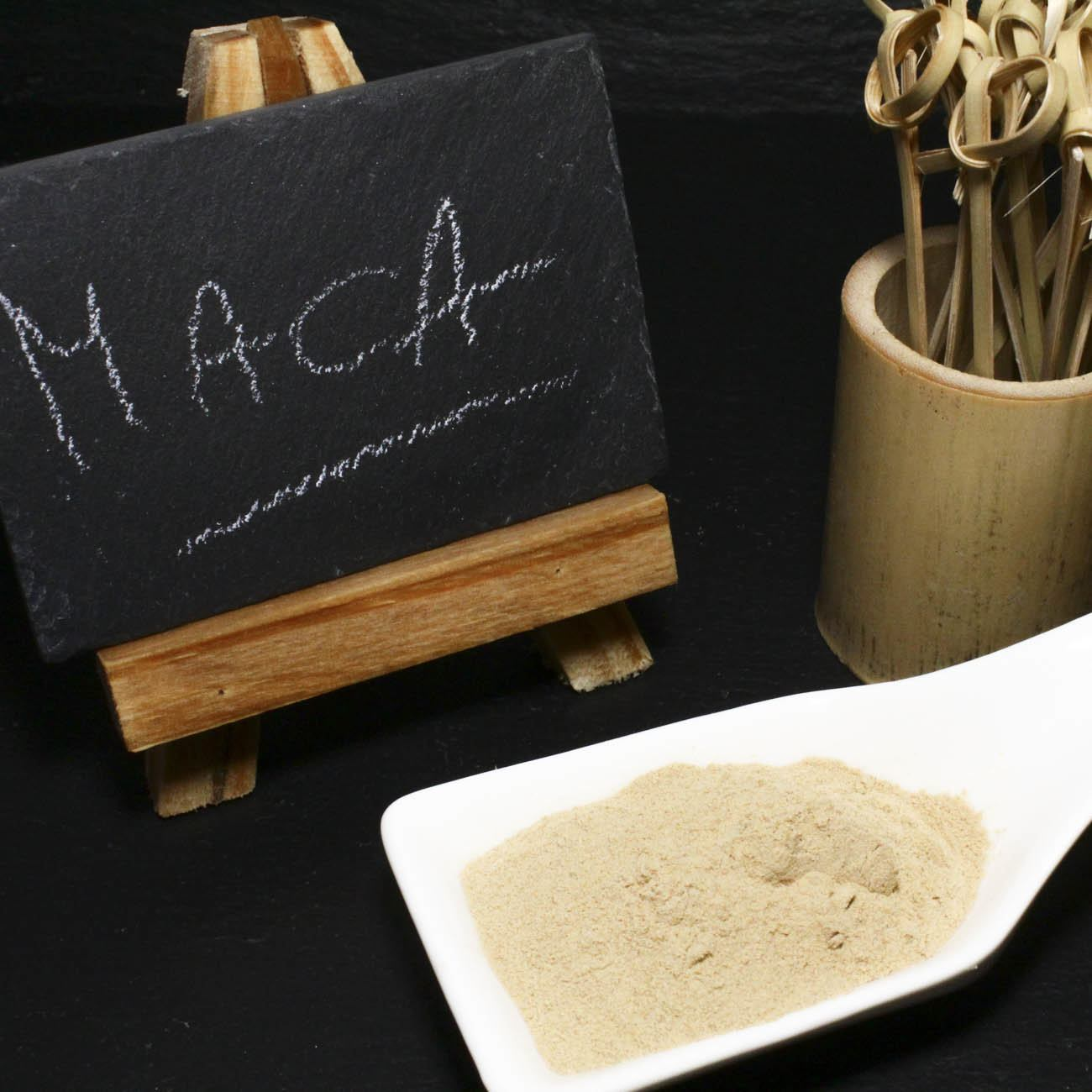 Maca<br/>In Polvere Cruda Bio - Maca Powder Raw Organic - 1500g