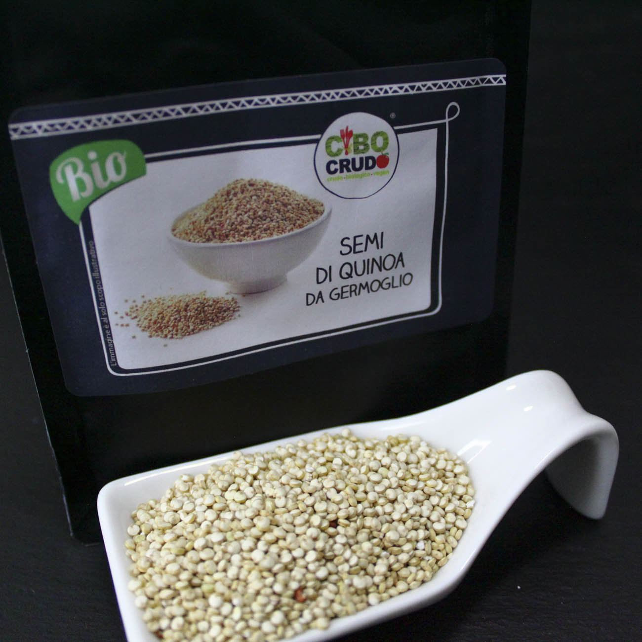 Semi di Quinoa Biologico