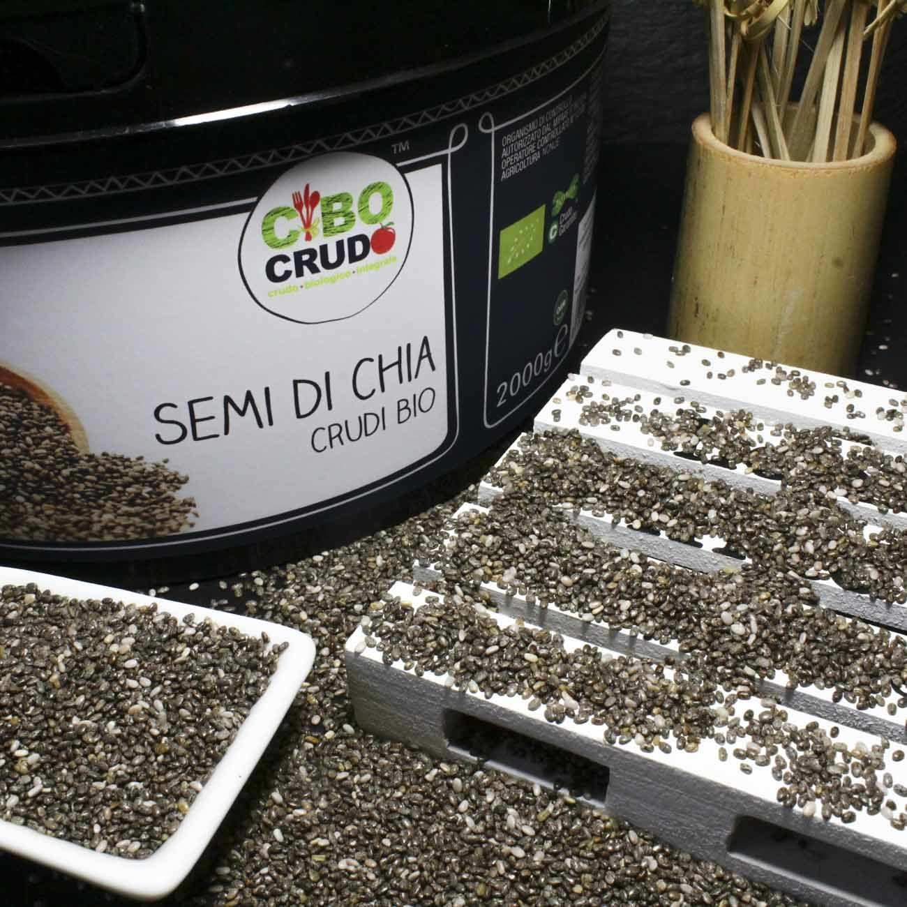 Semi Di Chia Biologico