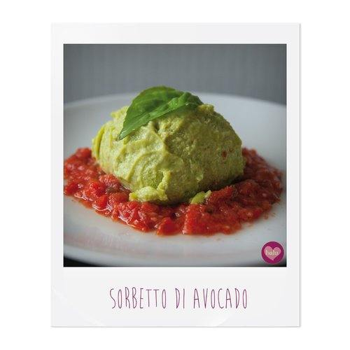 Sorbetto Di Avocado